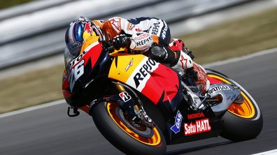 MotoGP - Brno 2012 : Pedrosa résiste à Lorenzo