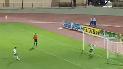 Insolite : Un incroyable penalty !