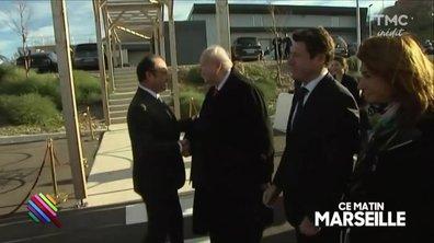 Et pendant ce temps-là, François Hollande libère Marseille