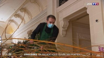 Peninsula Paris : les derniers préparatifs avant la réouverture lundi