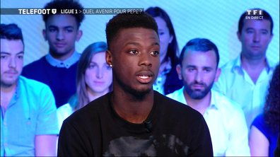"""[Exclu Téléfoot 16/04] - Pépé : """"Lyon et Marseille ? Les deux clubs font rêver"""""""
