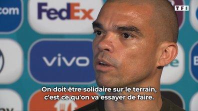 """Pepe : """"Nous voulons rendre le peuple portugais heureux !"""""""