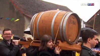 Percée du vin jaune : gros succès dans le Jura
