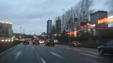 Sécurité routière : la circulation inter-files expérimentée en février