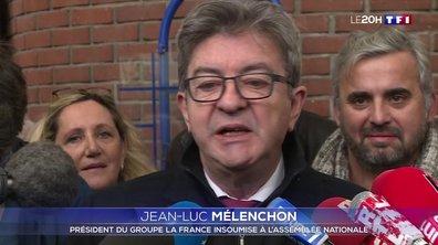 Perquisition au siège de LFI : une amende et du sursis pour Jean-Luc Mélenchon