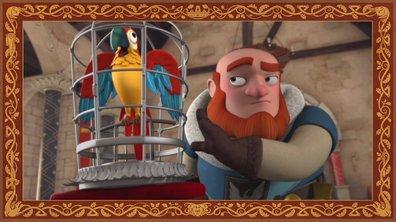 Robin des Bois - Le perroquet de la discorde