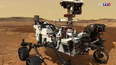 Perseverance sur Mars : que va faire le robot dans les prochains jours ?
