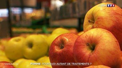 Pesticides dans les pommes : pourquoi autant de traitements ?