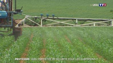 Pesticides : quel périmètre de sécurité pour les habitations ?