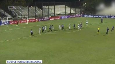 VIDEO – Un pétard sur coup franc en Copa Libertadores