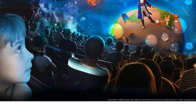 Le Petit Prince, la nouvelle attraction du Futuroscope