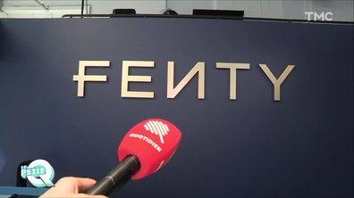 Le Petit Q : à la présentation de Fenty, la marque de Rihanna