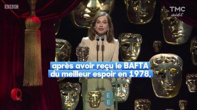 Le Petit Q - Les Bafta, des Oscars so british'