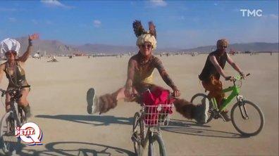 Le Petit Q : bienvenue au Burning Man
