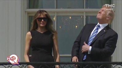 Le Petit Q : Le clone de Melania Trump
