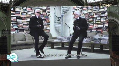 Le Petit Q : le dernier hommage de la mode à Karl Lagerfeld