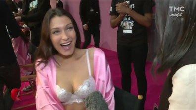 Le Petit Q tease le show Victoria's Secret