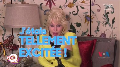 Le petit Q  : Dolly Parton, on vous aime