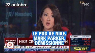 Le Petit Q : gros scandale de dopage chez Nike