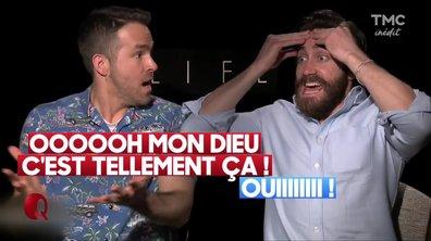 Le Petit Q - Quand Jack Gyllenhaal et Ryan Reynolds sabordent la promo