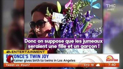 Le Petit Q - Les jumeaux de Beyoncé sont arrivés ! (il paraît)