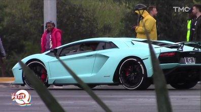 Le Petit Q: Justin Bieber s'offre une Lamborghini… mais pas les cours de conduite qui vont avec