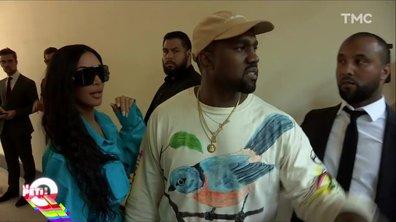 Le Petit Q : Kim et Kanye sont à Paris !