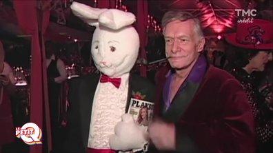 Le Petit Q : L'hommage à Hugh Hefner