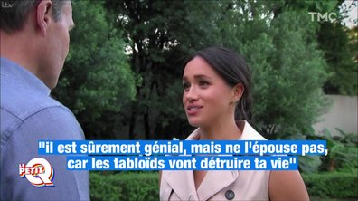 Le Petit Q : l'interview exclusive de Meghan Markle
