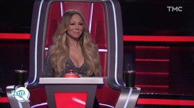 Le Petit Q : Mariah Carey dans The Voice