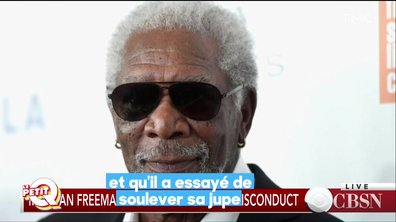 Le Petit Q : Morgan Freeman perturbe les trains canadiens