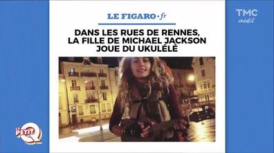 Petit Q : Paris Jackson, la nouvelle Zaz ?
