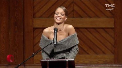 Le Petit Q - Rihanna reine d'Harvard