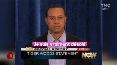 Le Petit Q - Gloire et déboires de Tiger Woods