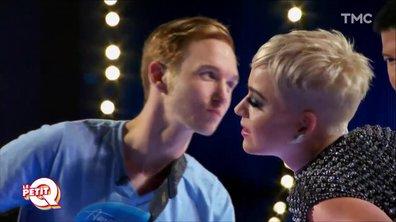 Petit Q : scandale au baiser volé pour Katy Perry