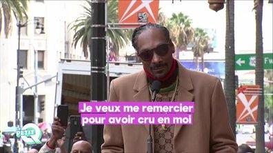 Le Petit Q : Snoop Dog mérite-t-il son étoile sur Hollywood Boulevard ?