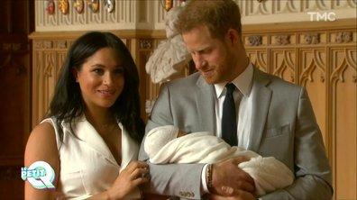 Le Petit Q spécial Royal Baby