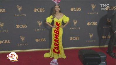 Le Petit Q sur le tapis rouge des Emmy Awards