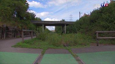 Moselle : l'inquiétante vétusté du pont de Petite-Rosselle