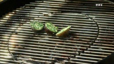 La bernique au beurre d'escargot