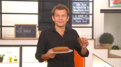 Le gâteau aux noix de la voisine... (La voisine de Laurent)