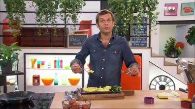 L'omelette baveuse : l'atelier !