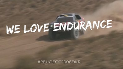 Dakar 2016 : Best of Peugeot 2
