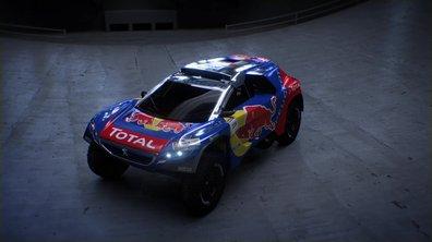 Peugeot 2008 DKR16 2016 : présentation officielle