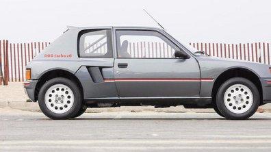 Occasion Du Jour : une Peugeot 205 Turbo 16 184 estimée jusqu'à 270.000 euros