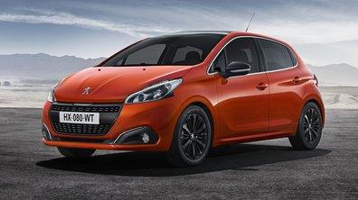 Peugeot 208 2015 : le restylage en images, infos et vidéos officielles
