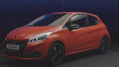Peugeot 208 2015 : le style expliqué par le designer Gilles Vidal