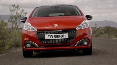 Peugeot 208 2015 : présentation officielle