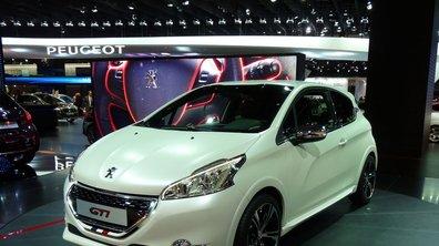 Salon de Genève 2013 : Peugeot 208 FE, citadine efficiente