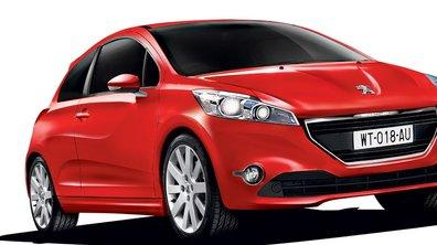 Nouvelle Peugeot 208 : présentation le 2 novembre 2011